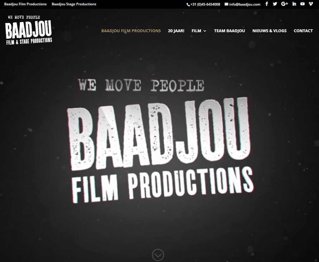Baadjou Film & Stage Productions