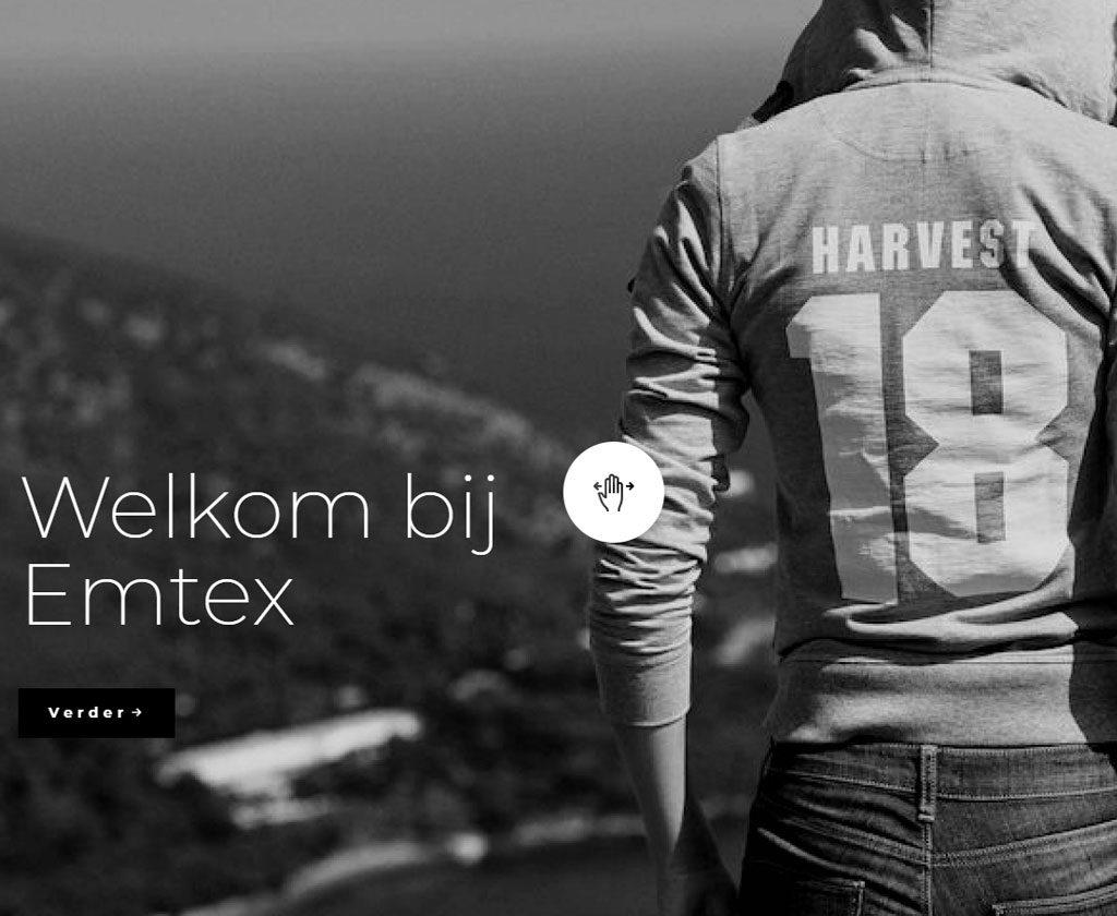 EMTEX – Borduuratelier & Zeefdrukkerij
